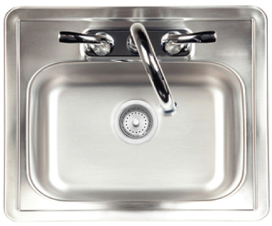 Sink & Faucet: Stainless Steel: Large , Bar Centers , BBQ Components  europe, Bull europe limited, bull bbq europe