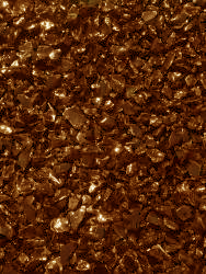 Fire Glass - Chestnut - 25lb Bag 1/4'- 1/2' glass Size , Outdoor Fire Features,  europe, Bull europe limited, bull bbq europe