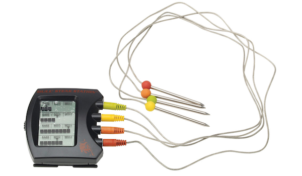 Steak Station(R) Digital Meat Thermometer  , BBQ Accessories,  europe, Bull europe limited, bull bbq europe