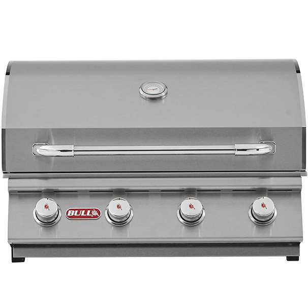 Bull Outlaw Built In 4 Burner Gas Barbecue , Built-In BBQ's ,  europe, Bull europe limited, bull bbq europe