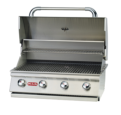 Outlaw Built In 4 Burner Gas Barbecue , Built-In BBQ's ,  europe, Bull europe limited, bull bbq europe