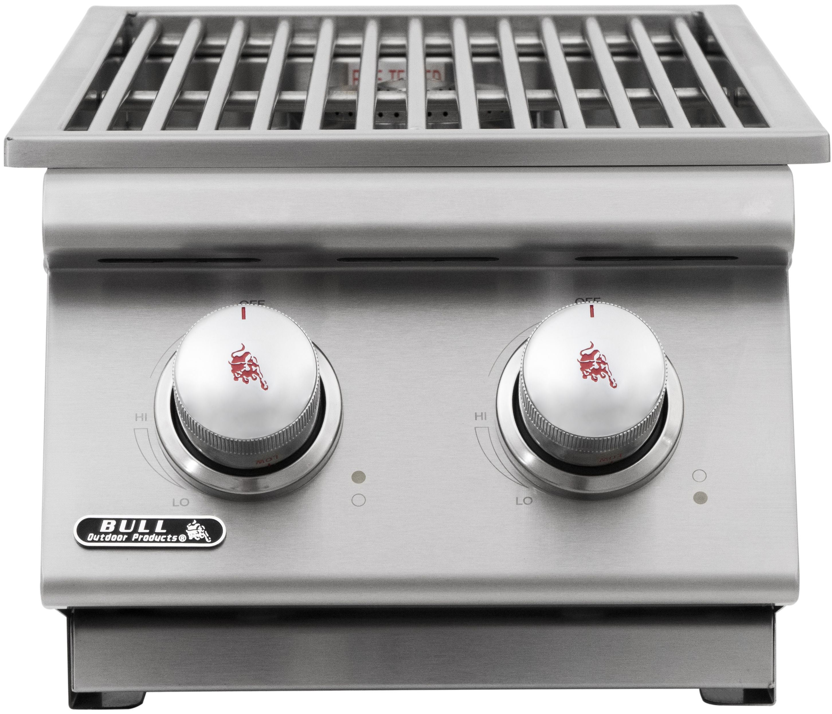 Slide-In Double Side Burner  , BBQ Components ,  europe, Bull europe limited, bull bbq europe