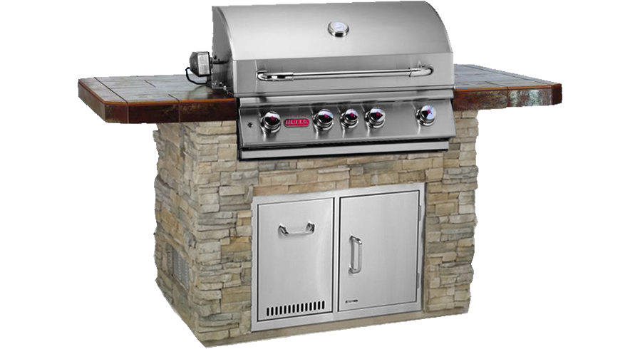 Bull Master - Q Outdoor Kitchen Island , Outdoor Kitchens,  europe, Bull europe limited, bull bbq europe
