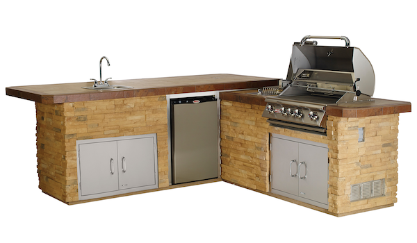 Bull Gourmet - Q Outdoor Kitchen , Outdoor Kitchens,  europe, Bull europe limited, bull bbq europe
