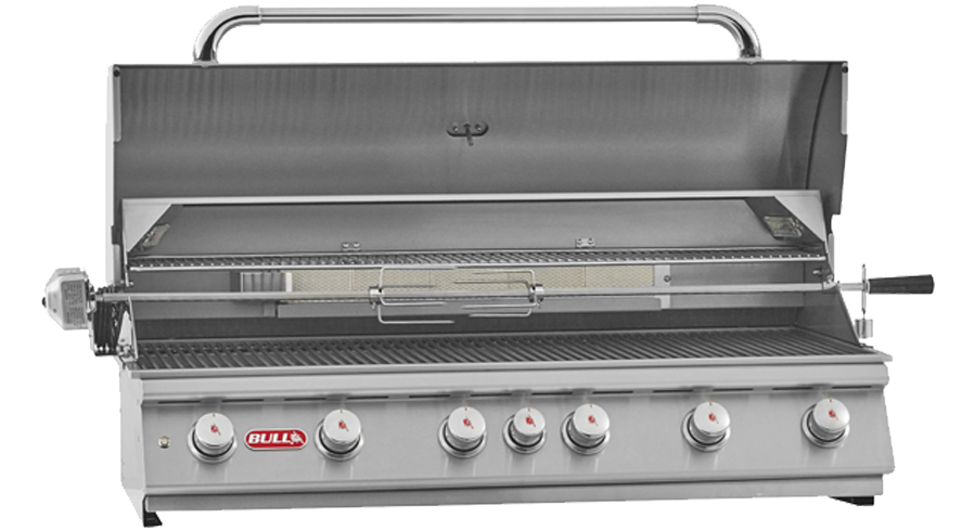 Bull Diablo Built-In 6 Burner Gas Barbecue , Built-In BBQ's ,  europe, Bull europe limited, bull bbq europe