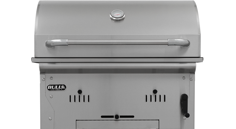 Bison Built-In Charcoal Barbecue , Built-In BBQ's ,  europe, Bull europe limited, bull bbq europe
