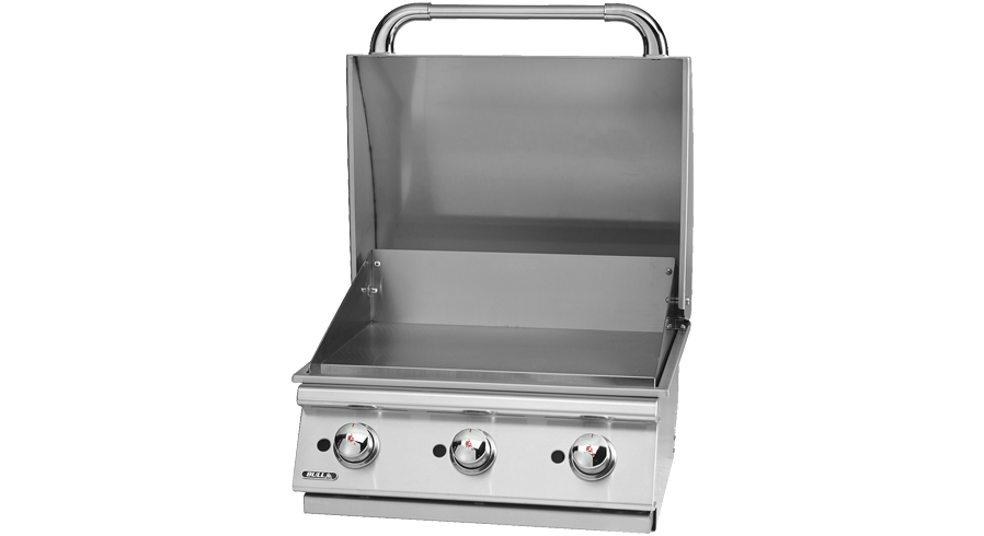 Bull Plancha Commercial style Built-In 3 Burner Gas Griddle , Built-In BBQ's ,  europe, Bull europe limited, bull bbq europe